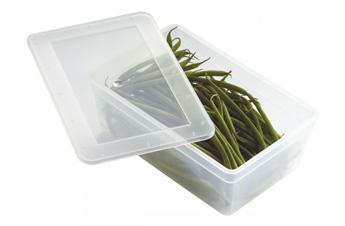 Bo te plastique transparente avec capacit 2 litres - Boite plastique transparente ikea ...