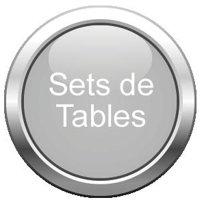 imprimer des sets de tables pas chers