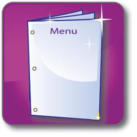 imprimer des porte-menu haut de gamme
