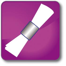 imprimez des ronds de serviette
