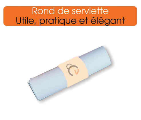 commander des ronds de serviettes personnalisés sur l'imprimerie européenne