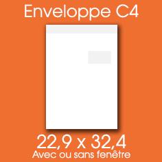 ENVELOPPE C4