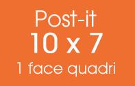 post it 10x7