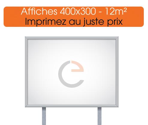 commander vos affiche 4x3 400x300 soit 12m carre sur notre imprimerie