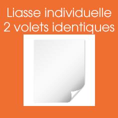liasse autocopiante A3 2VOLETS