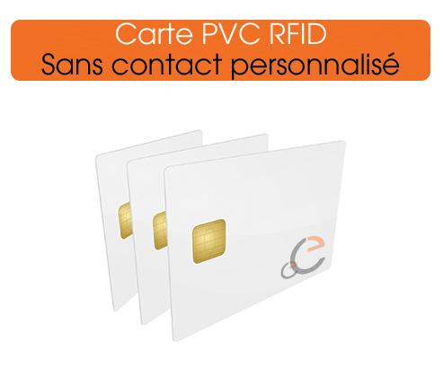 imprimer des cartes PVC RFID pour votre sécurité