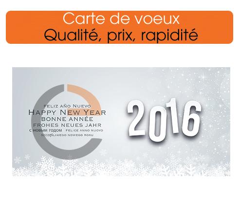 imprimer des cartes de voeux en ligne pour la nouvelle année