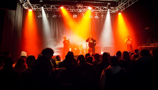 imprimerie pour festival, concert
