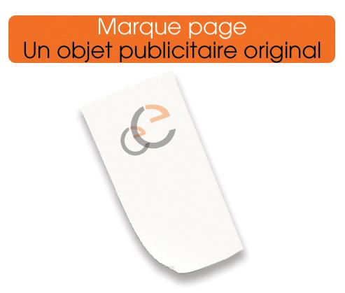 utile et original le marque page est un objet publicitaire efficace