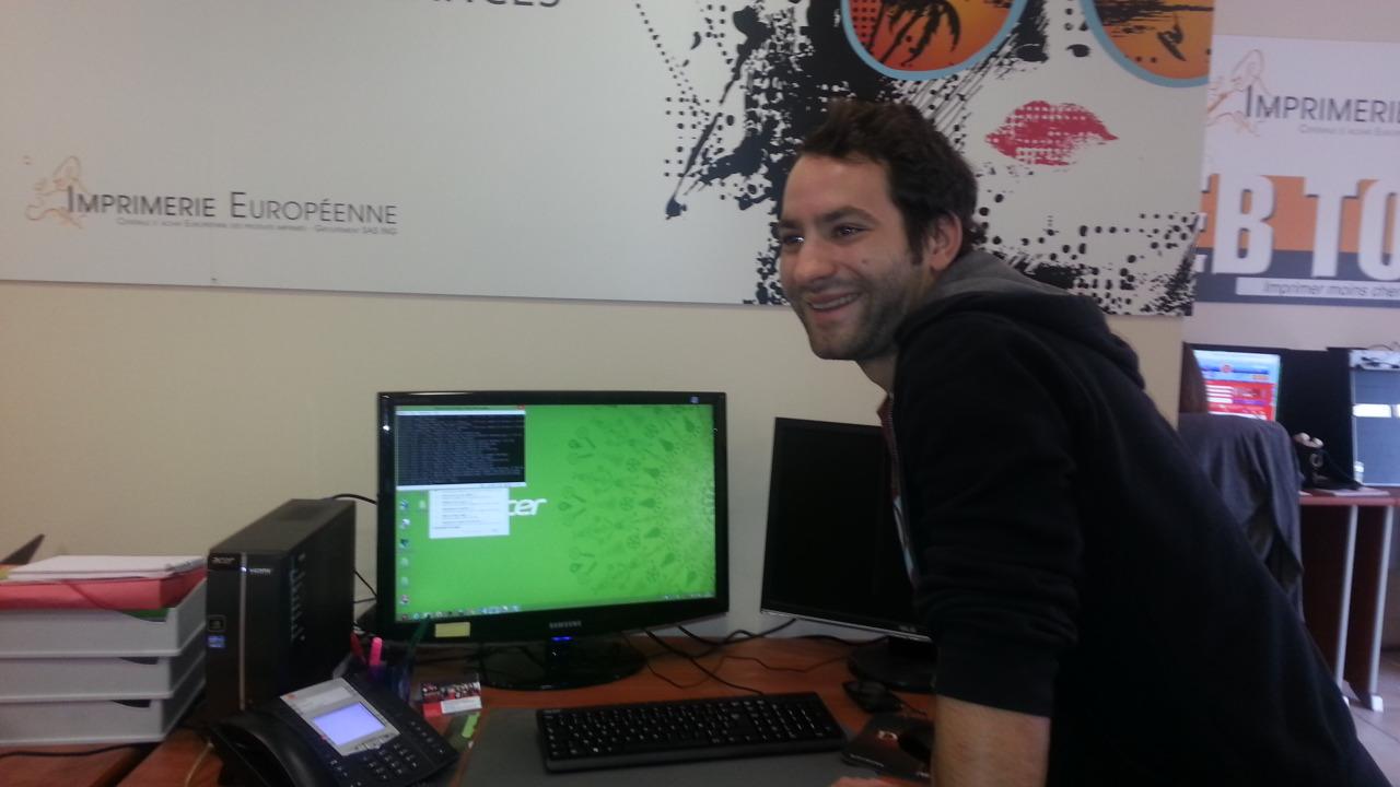 Nicolas Informaticien