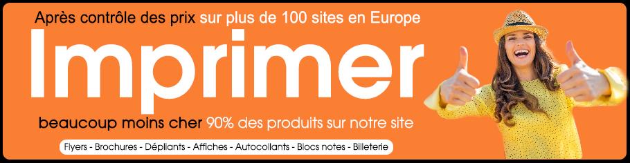 imprimerie la moins chère de France