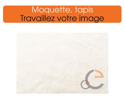 idéal à l'entrée de votre hôtel ou restaurant, tapis personnalisé