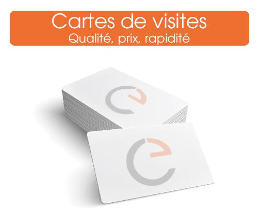 faire des cartes de visites en 350g pelliculées ou non, sur un papier de qualite