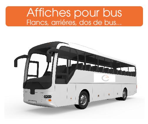 commander vos affiches pour vos campagnes sur les bus
