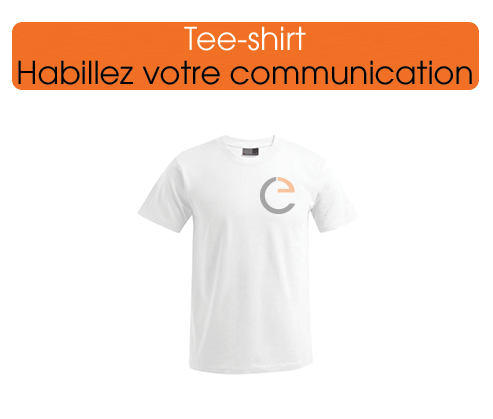imprimer textile, tee shirt evenementiel