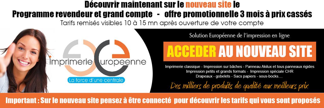 Voir le nouveau site www.imprimerie-europeenne.fr